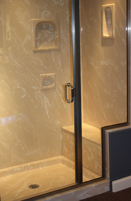 Fiberglass Shower Wall Panels